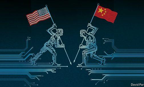China's response to British Threats