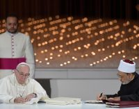 Human Fraternity for World Peace and Living Together, by Ahmed el-Tayyeb, Pope Francis