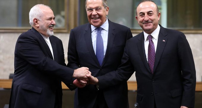 Joint statement of the President of the Islamic Republic of Iran, the President of the Russian Federation and the President of the Republic of Turkey