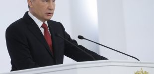 Vladimir Putin Address to Russian Federal Assembly, by Vladimir Putin