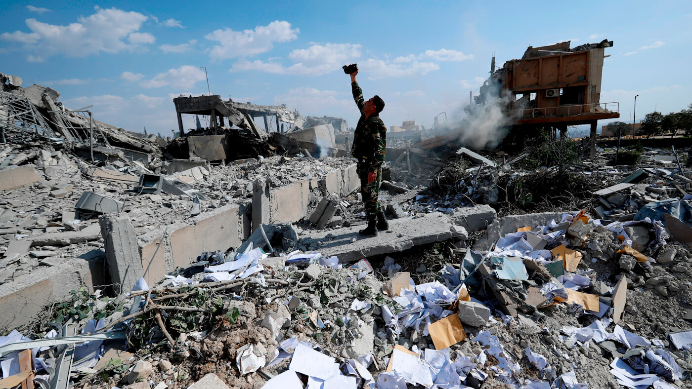 Britain's Unreported Bombing of Iraq and Syria