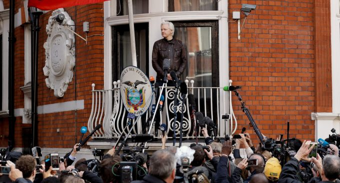 Whats Behind Australia's Decision to Suddenly Grant  Julian Assange a Passport?