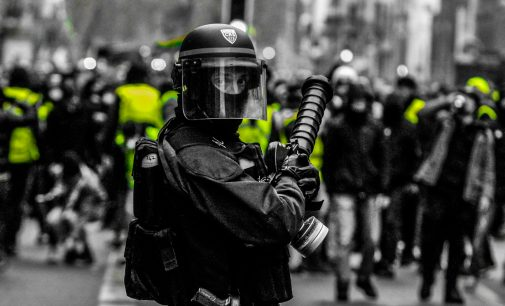 France's Yellow Vests: Proving Police Are Indeed Part of the 1%