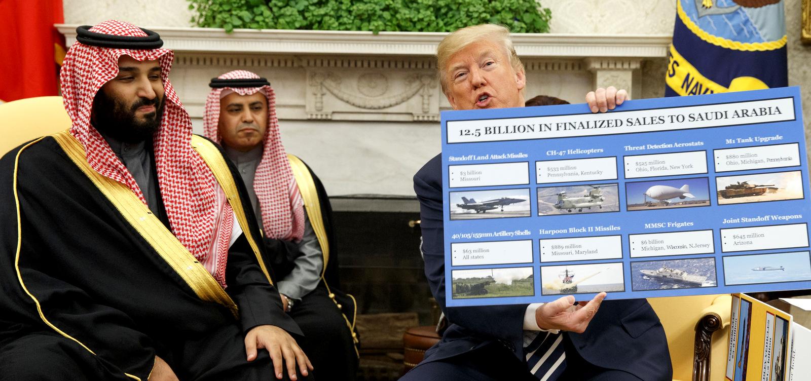 US Taxpayers On the Hook for Nearly $1 Billion in Saudi Arabia's Recent Missile Defense Purchase