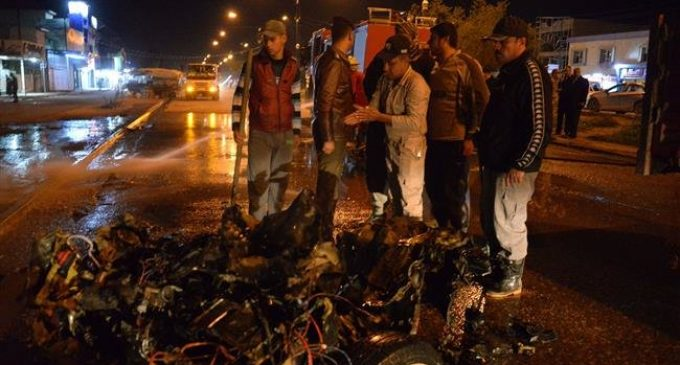 Car bomb blast kills two in Iraq's Mosul