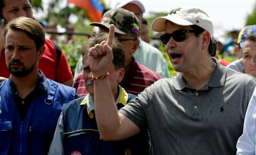 Senator Marco Rubio: US Must Initiate Widespread Unrest in Venezuela