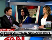 CNN Foreign Policy Gatekeepers Vilify Tulsi Gabbard for Her Anti-Intervention Dissent