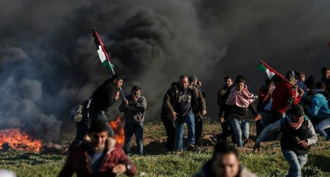 Israel may have committed war crimes against Gaza protesters