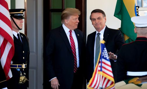 Bolsonaro at Langley: New US Lapdog Pays Homage to the Empire