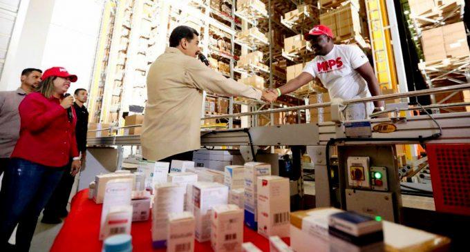 Venezuela President: US Withholding $5bn of Medical Supplies in 'Criminal' Measure