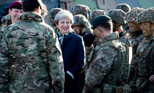With a Hard Brexit Looming, UK Invites 10,000 Foreign Troops Over for Military Exercises