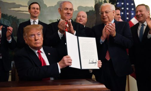 """After Trump's Golan Heights Announcement, Israeli Politicians Now Pushing for US Recognition of West Bank as """"Israeli"""""""