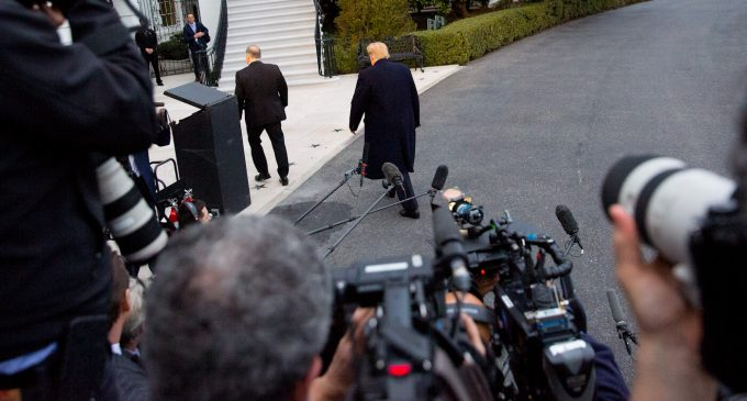 There Will Be No Repercussions for the Media's RussiaGate Conspiracy Theorists