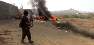 As Yemen War Turns Four, Houthi Forces Take the Battle To Saudi Arabia's Doorstep