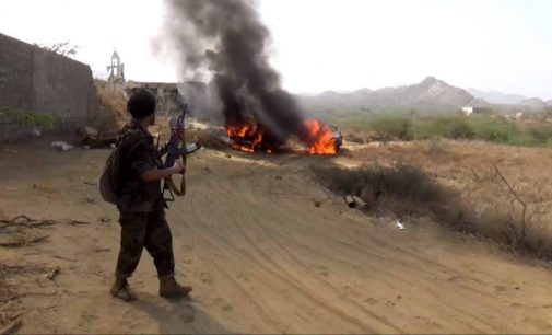 As Yemen War Turns Four, Houthi Forces Take the Battle To Saudi Arabia's Doorstep