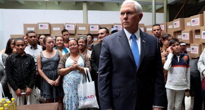 "Watch | US Foists ""Humanitarian Aid"" on Venezuela, Helps Create a Humanitarian Crisis in Yemen"