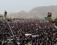 Historically Huge Anti-Saudi Rallies Across Yemen on War's Fourth Anniversary