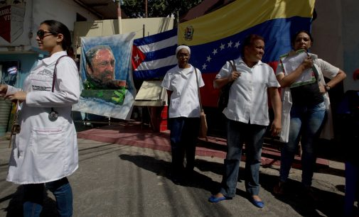 "After Debunking Lies About Humanitarian Aid"" Trucks, NYT Inverts Reality on Venezuela's Cuban Doctors"