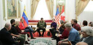 Eyewitness Reportback from Venezuela