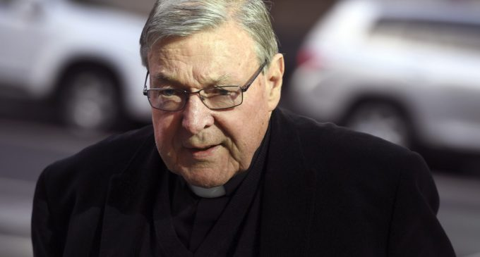 Australian Courts ban media from publishing any article on the Pell matter