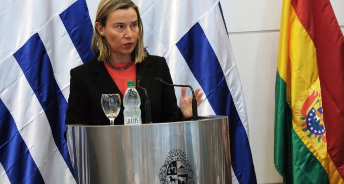Declaration by the European Union on Venezuela, by Federica Mogherini