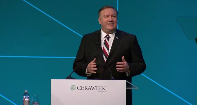 Mike Pompeo Address at CERAWeek , by Mike Pompeo