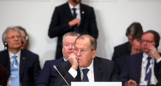 Sergey Lavrov's interview on Nato war against Yougoslavia, by Sergey Lavrov