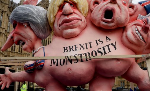 "Brexit Might Lead to UK Conservative Government's ""Annihilation"""