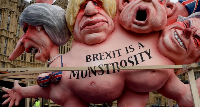 """Brexit Might Lead to UK Conservative Government's """"Annihilation"""""""
