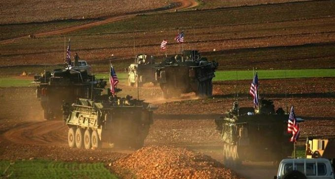 American officials say many troops will remain in Syria in reversal of total pullout