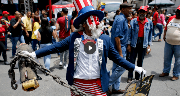 Watch | Brazil, Colombia, Now Venezuela: US Pursues Right-Wing Hegemony in South America