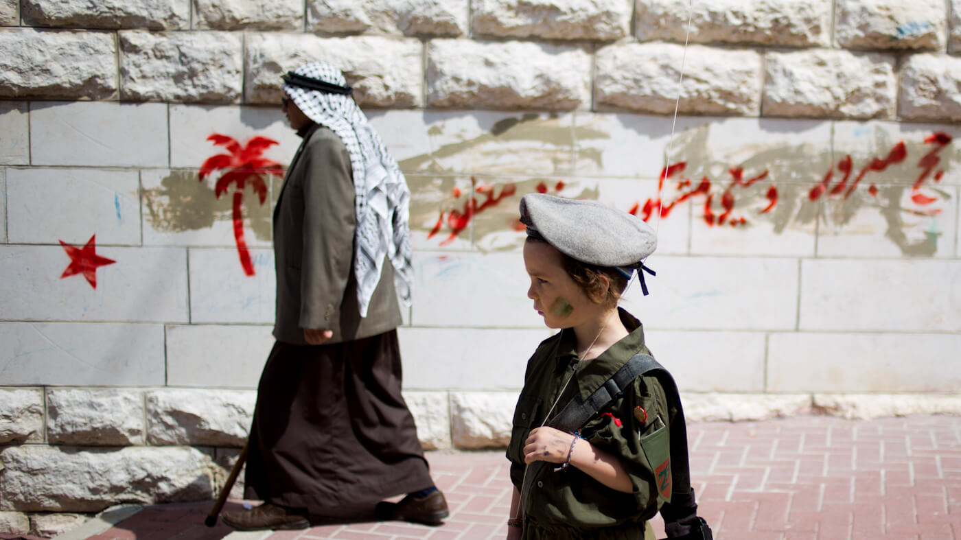 With All Israelis IDF Veterans, Public Apathy Over Israeli War Machine is Near Universal
