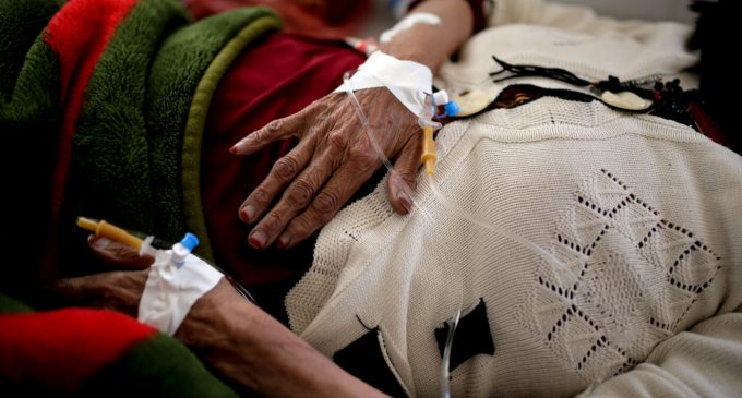 Healthcare Workers Fall Victim to Yemen's Latest Cholera Epidemic