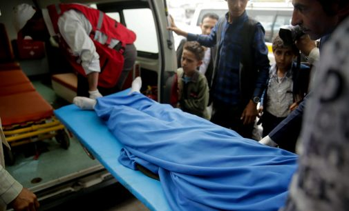 As House Votes US Out of Yemen, Saudis Bombs Leave Scores of Schoolchildren Dead