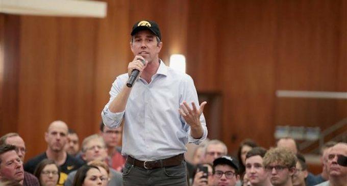 Beto O'Rourke slams 'racist' Netanyahu ahead of Israeli elections