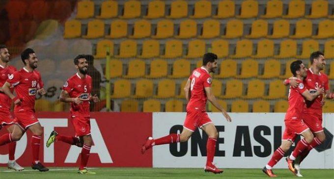 Iran's Persepolis defeats Saudi Arabia's Al-Ahli 2-0 in AFC Champions League