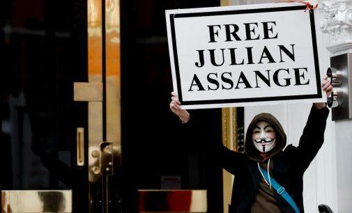"Wikileaks : Julian Assange Targeted By ""Extensive Spying Operation"" Inside Ecuadorian Embassy"