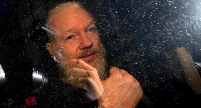 The Latest on Wikileaks Founder Julian Assange's Arrest, US Extradition