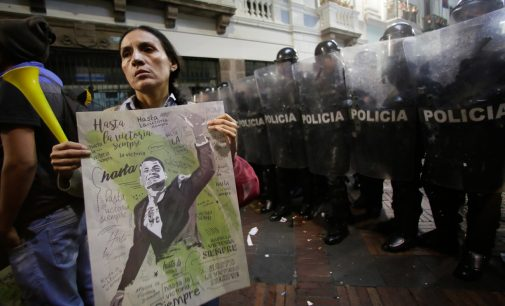 After Assange's Arrest, Ecuador's Creep Towards Authoritarianism Becomes a Sprint