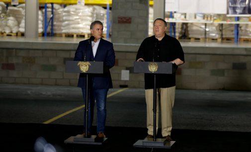 Mike Pompeo Continues Venezuela Regime Change Tour – Vows to 'Tighten Noose'