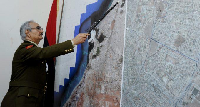 Few Good Men in Post-NATO Libyan Quagmire as Jihadists Battle Former CIA Asset's Forces