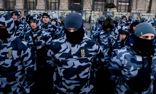 As Ukraine Descends to Failed-State Status, US-Backed Fascists Exploit the Chaos
