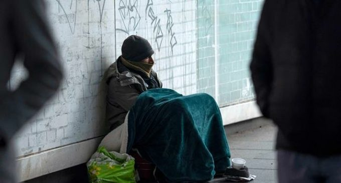 UK statistics chief dismisses official data on reduced homelessness