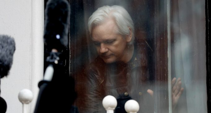 Before Ousting Assange, Moreno Government Spied on the Journalist for Over a Year