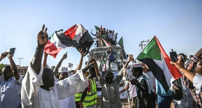 Sudan military rulers urge talks ahead of 'million-man' march