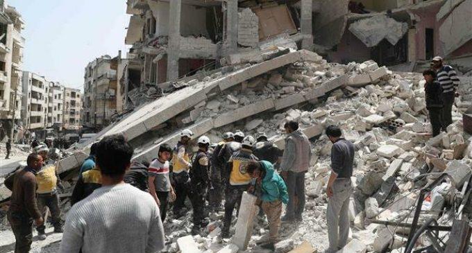 Blast in Syria's militant-held Jisr al-Shughour leaves 17 dead
