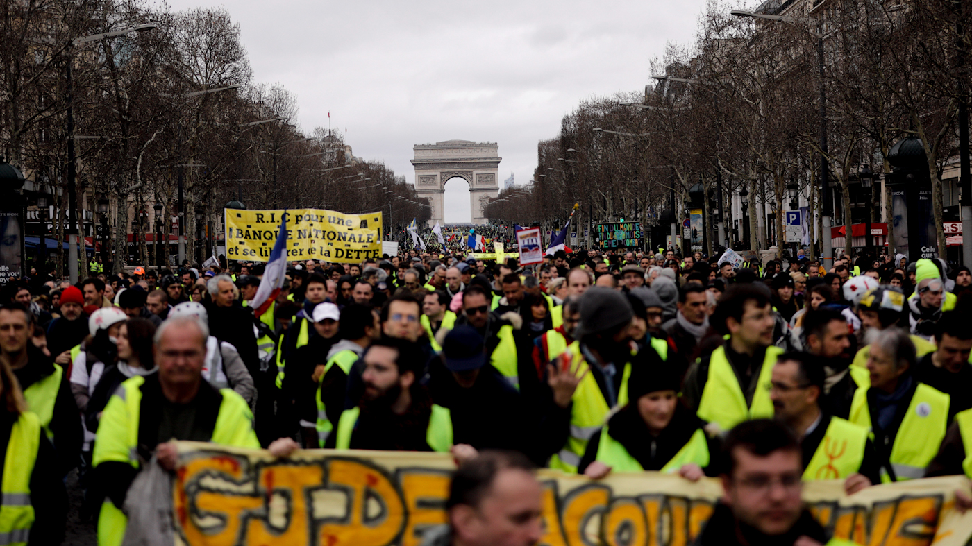 Muslims and the Working Class: France's Marginalized and Natural Yellow Vest Allies