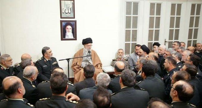 Security requisite for economic prosperity: Ayatollah Khamenei
