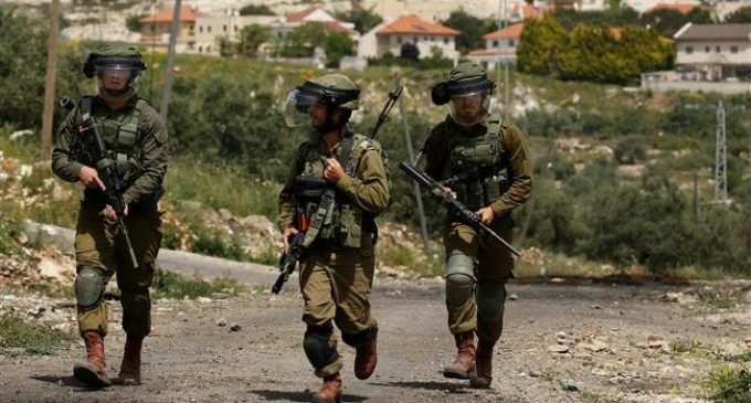 Israeli forces shoot, injure Palestinian man in occupied West Bank