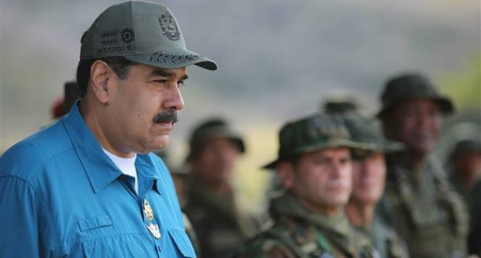 Venezuelan govt. confronting small group of coup-seeking 'military traitors': Minister